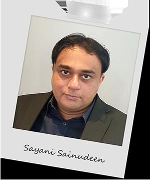 Sayani Sainudeen